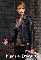 Aarkeybabble : Keira Knightley - A sexy girl with a knife and handcuffs is a force to reckon with