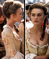Aarkeybabble : Keira Knightley - deliciously corsetted