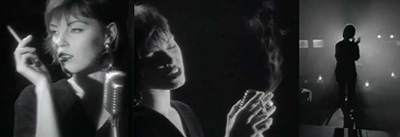 Aarkeybabble : Pat Benatar's one smoking fetish video showed great potential