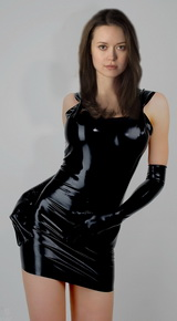 Aarkeybabble : Summer Glau + Latex = Epic Win