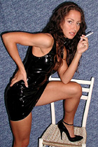 Aarkeybabble : Svetlana, the Virginia Slims smoking goddess from phantasmoke.com