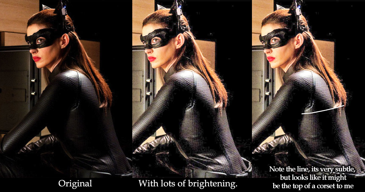 dark knight rises anne hathaway corset for catwoman amature home adult video. As an explanation of ages of organs is the horse ...