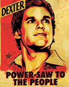 Aarkeybabble : Dexter - Powersaw to the People!