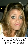 Duckface Epidemic - you look like an idiot