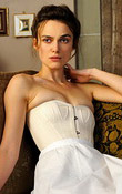 Aarkeybabble : Keira Knightley - always lovely in a corset