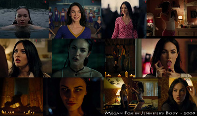 Aarkeybabble : Megan Fox is she acting when she portrays a succubus?
