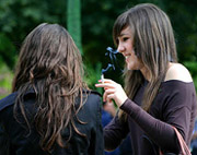 Aarkeybabble : More women smokers than men smokers found the social bonding as a smoker to be an important allure to their starting